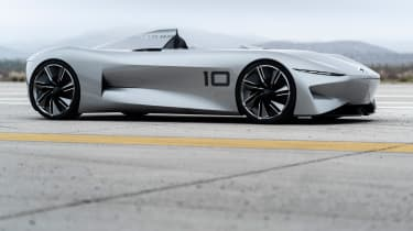Infiniti Prototype 10 Speedster - side