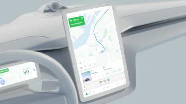 Volvo future infotainment 3