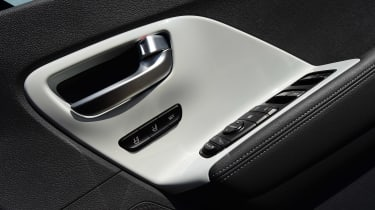 Kia Niro - door handle