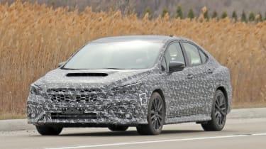 2022 Subaru WRX - front