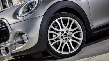 MINI Open 150 Convertible - wheel