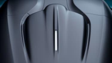 Aston Martin Valhalla - above detail
