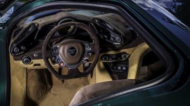 Arese RH95 - interior