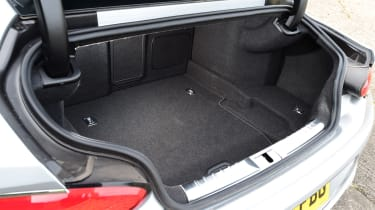 2018 Bentley Continental GT - boot