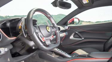 Ferrari 812 Superfast - interior