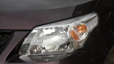 Toyota Urban Cruiser light