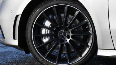 mercedes-amg a 35 alloy wheel