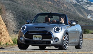 MINI Cooper S Convertible 2016 review - crop
