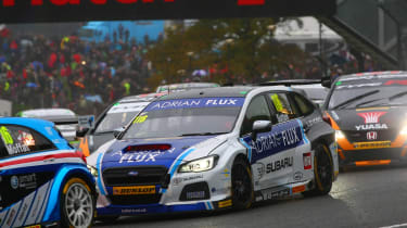 Motorsport review 2017 - BTCC