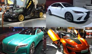 Beijing motor show 2018 round-up