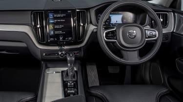 Volvo XC60 D4 - dash