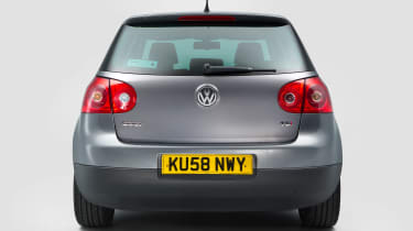 Volkswagen Golf Mk5 (used) - full rear