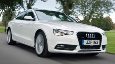 Audi A5 - best used coupes