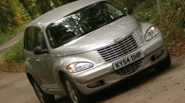 Chrysler PT Cruiser front