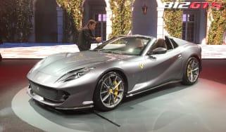 Ferrari 812 GTS - reveal front