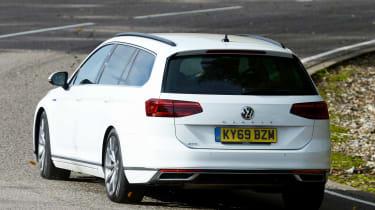 Volkswagen Passat GTE Estate - rear cornering