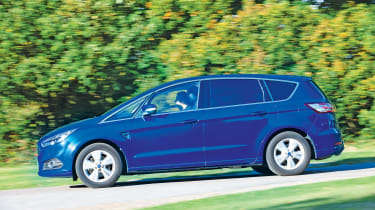 Ford S-MAX long-term - fourth report side