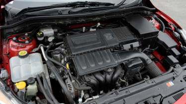 Used Mazda 3 - engine