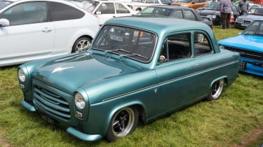 Ford Popular front