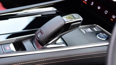 Peugeot 508 SW - transmission