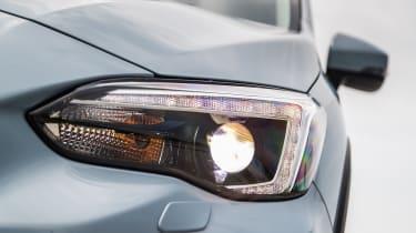 2018 Subaru XV - headlight