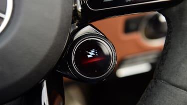 Mercedes-AMG GT R Roadster - steering wheel controls