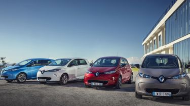 Renault Zoes