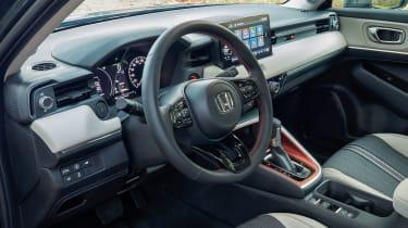Honda HR-V 2021 - interior