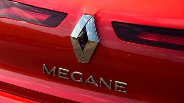 Renault Megane - rear detail