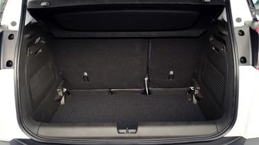 Vauxhall Crossland X boot studio