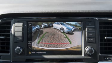 SEAT Ateca 2.0 TSI - reversing camera