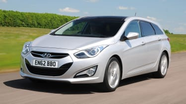 Best cars for under £10,000 - Hyundai i40 Tourer