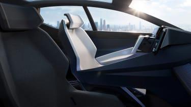 Lexus LF-Z Electrified concept - front seats