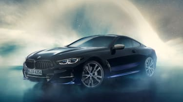BMW M850i Night Sky - front