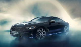 BMW M850i Night Sky - front