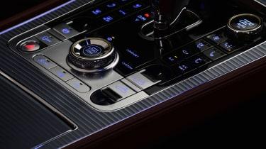 Bentley Continental GTC - studio centre console