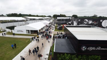 Goodwood Festival of Speed 2017 - overview