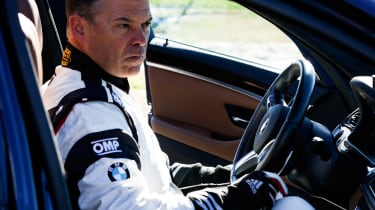 BMW drift record - driver