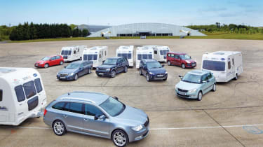 Britain's Best Tow Cars