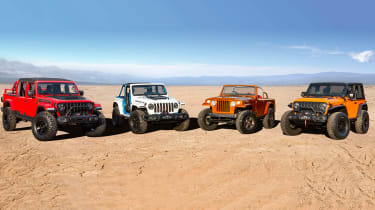 Jeep Magneto concept - pictures