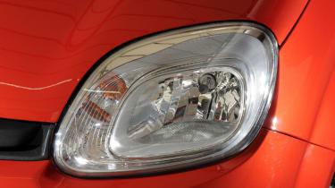 Fiat Panda TwinAir light