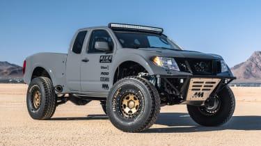 Nissan Frontier Desert Runner - front