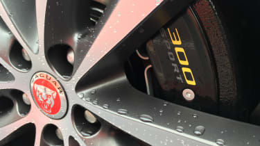 Jaguar XE 300 Sport - brakes