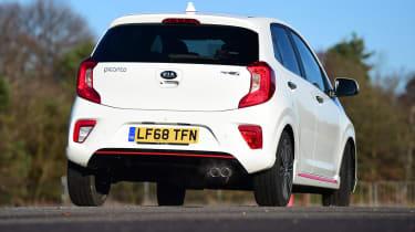 Kia Picanto - rear