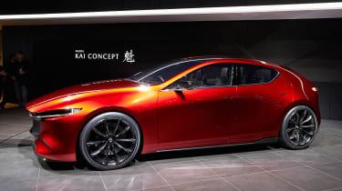 Mazda Kai concept - Tokyo side static