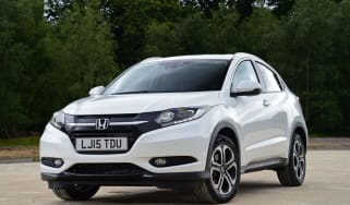 Used Honda HR-V - front