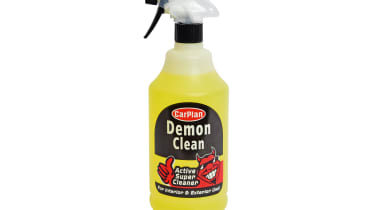 CarPlan Demon Clean