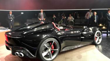 Ferrari Monza SP2 - reveal rear