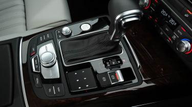 Audi A6 Allroad gear lever