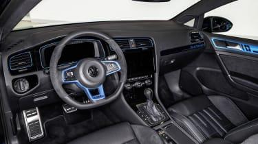 Volkswagen Golf GTI First Decade interior